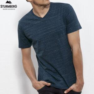 T-Shirt Stanley Stella Herren - Modell expects - Sturmberg