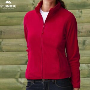 Fleece RUSSELL Lady 190