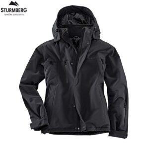 Jacket MACSEIS Man Nero
