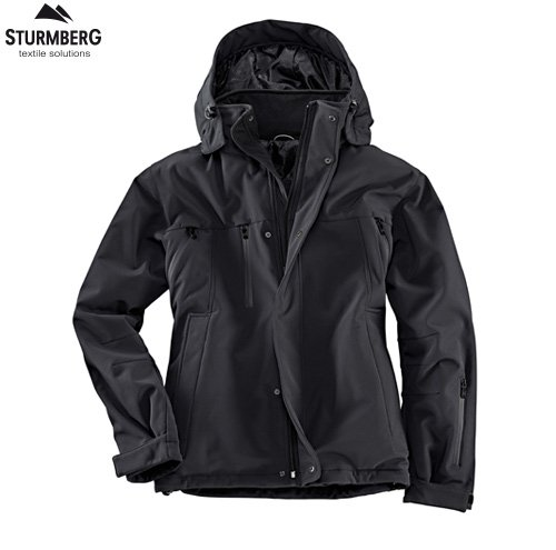 Jacket MACSEIS Man Nero