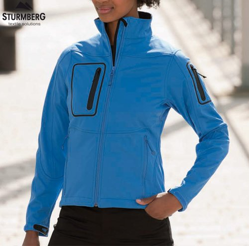 Softshell RUSSELL Lady 250