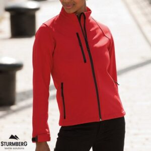 Softshell RUSSELL Lady 340
