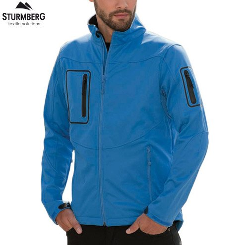 Softshell RUSSELL Man 250