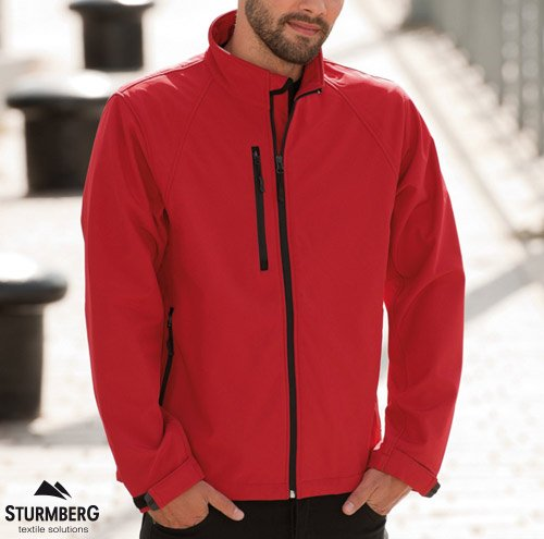 Softshell RUSSELL Man 340
