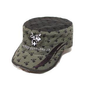 tschuggenhuette armycap allover print cap